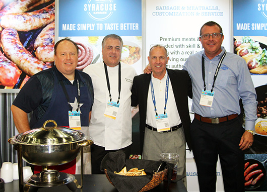 Texas Restaurant Association Marketplace Show