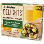 Jimmy Dean Breakfast Wraps
