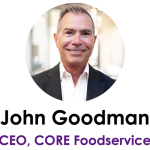 Introducing CORE Foodservice, the strongest, most progressive foodservice agency in North America